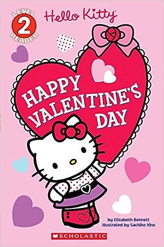Happy Valentine S Day Hello Kitty Elizabeth Bennett Sachiho Hino
