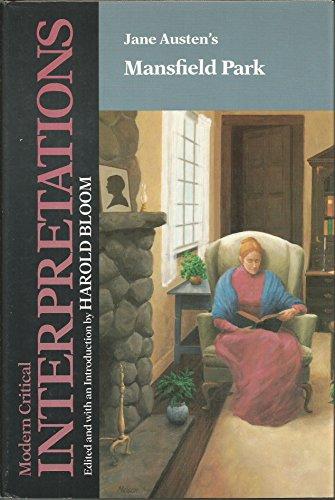Jane Austen's Mansfield Park (Modern Critical Interpretations)