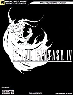 FINAL FANTASY(r) II Official Strategy Guide (Official