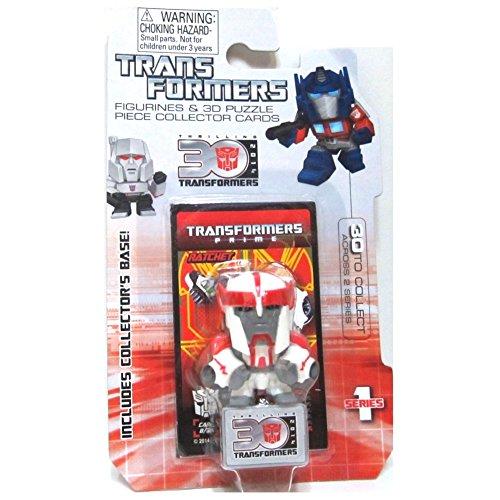 Ratchet Transformers Prime 30th Anniversary 1.5 Inch Series 1 Mini Figure