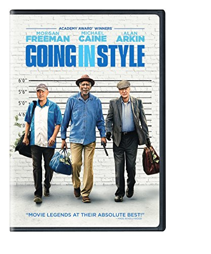 DVD : Going in Style (DVD)