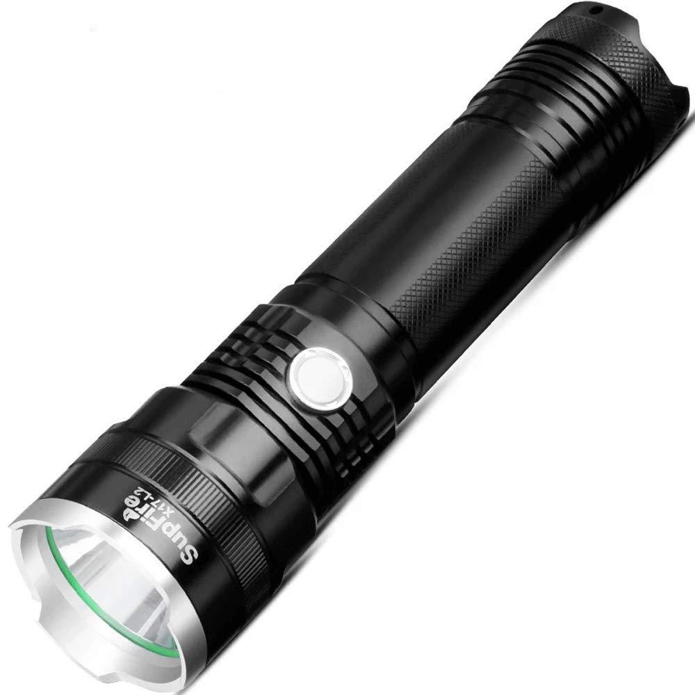 Helles Licht Taschenlampe Wiederaufladbare CREE LED Outdoor-Aktivitäten Beleuchten König USB-Kabel Direkt