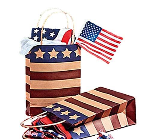 Americana Kraft Bags (1 Dozen)