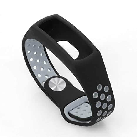 Amazon.com: Sara-u Silicone Sport Wrist Strap Watch Band for ...