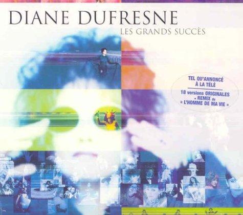 Les Grands Succes Best of Diane Dufresne Unidisc Music Francais Import-Can