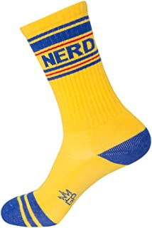product image for Gumball Poodle Nerd Crew Socks