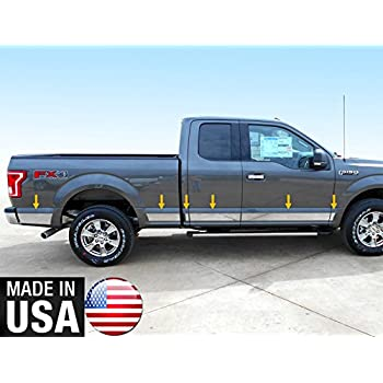 Amazon Com Made In Usa Works With 2015 2018 Ford F150 Super Cab 8