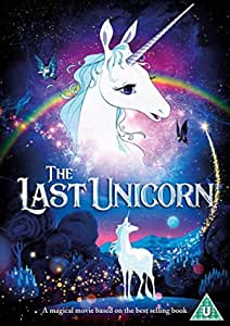 The Last Unicorn (2018 Re-Packaging) [Edizione: Regno Unito] [Reino Unido] [DVD]