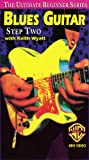 Blues Guitar, Step 2 [VHS]