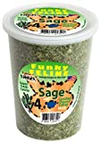 Doggles Sage Flavored Catnip Food, 4-Ounce