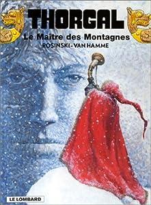 """Afficher """"Thorgal n° 15 Le Maitre des montagnes"""""""