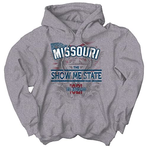 Top Classic Teaze Missouri State American Eagle USA T Shirt Patriotic Gift Ideas Hoodie Sweatshirt for cheap