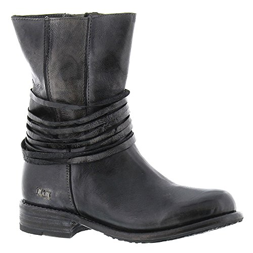 Graphito Stu Bed Womens Boots Fashion Toe Ankle Rampton Round Leather zFTwBqFg