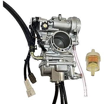 30 Yamaha Yfz 450 Carburetor Diagram - Wiring Diagram Database