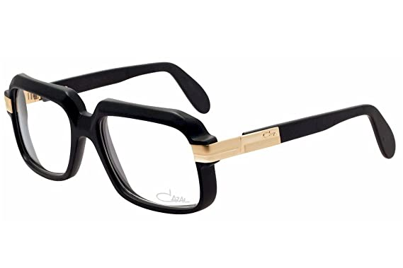 642afcfe1056 Image Unavailable. Image not available for. Color  Cazal 607 011 Matte Black  Gold ...