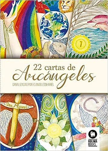 22 cartas de Arcángeles: Amazon.es: Ángeles Shariel: Libros