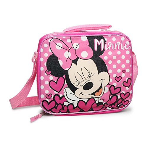 Lunch Box Stationery - Minnie Mouse Deluxe Gift Set including Lunch Box, Stationery Set, 24 Crayons & More!