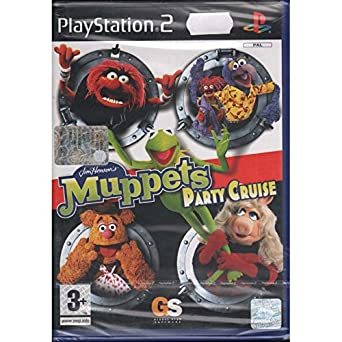 Muppets Party Cruise-(Ps2): Amazon.es: Videojuegos