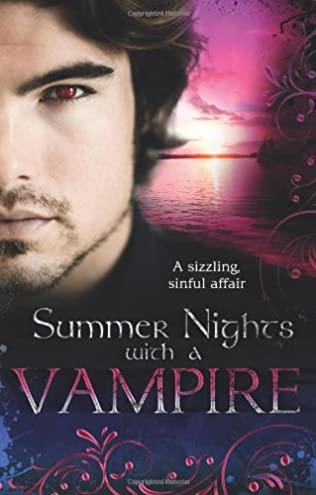 book cover of Summer Nights With a Vampire