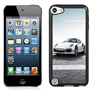 New Personalized Custom Diyed Diy For Touch 5 Case Cover Phone Case For 2013 Porsche 911 Turbo S White Phone