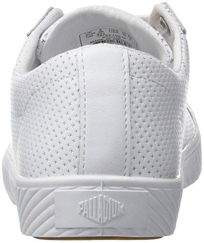Femme Baskets Blanc Og 420 Pallaphoenix Palladium Mixte Leather white qBwXI7