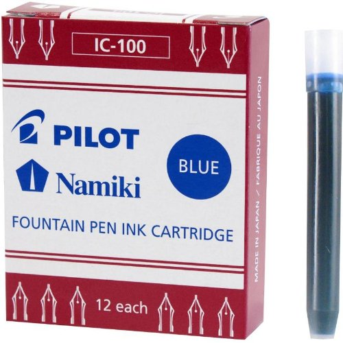 Pilot Fountain Cartridge Cartridges 69101