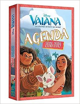 VAIANA - Agenda: Amazon.es: Disney: Libros en idiomas ...