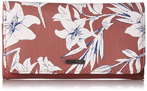 (Roxy My Long Eyes Wallet, withered rose lily house)