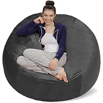 Amazon Chill Sack Bean Bag Chair Large 3 Memory Foam