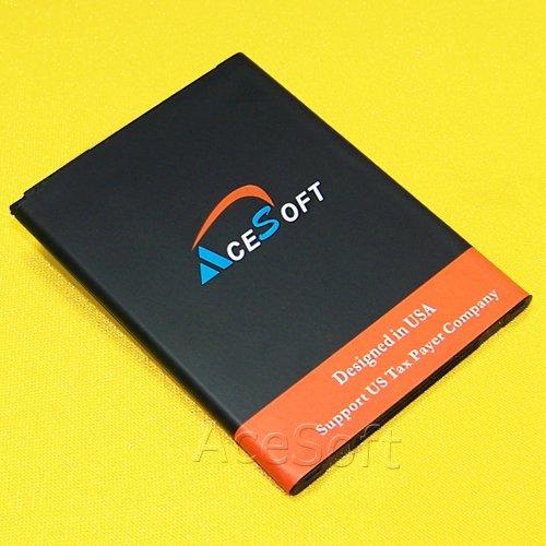 ([LG Stylo 3 Battery] AceSoft 4400mAh 3.85V Extra Standard Li-ion Battery for LG Stylo 3 LTE L84VL Straight Talk/Tracfone/Net10 Smartphone)