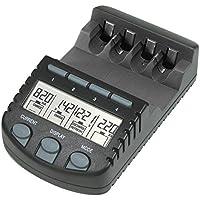 Technoline BC 700 Chargeur de batterie - Noir