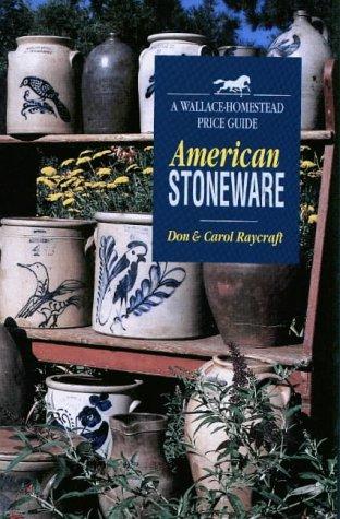 American Stoneware (WALLACE-HOMESTEAD PRICE - Stoneware American