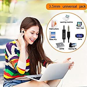 MAXROCK Sleep Earplugs - Noise Cancelling Ear Plugs Sleep Earbuds Headphones with Unique Total Soft Silicone Perfect for Insomnia, Side Sleeper, Snoring, Air Travel, Meditation & Relaxation (Black)