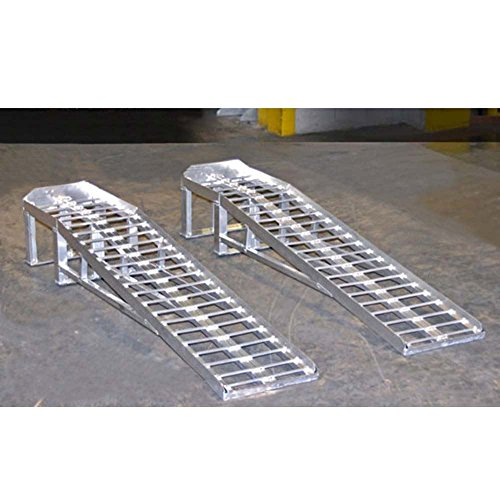 Rage Powersports ML-1066 Sports Car Lift Service Ramp (66' Low Profile) by Discount Ramps (Image #4)'