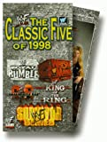 WWF: The Classic Five of 1998 Box Set [VHS]