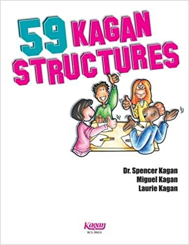 59 Kagan Structures: Spencer Kagan, Miguel Kagan, Laurie Kagan ...