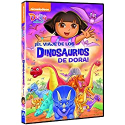 Dora La Exploradora: ¡El Viaje De Los Dinosaurios De Dora!