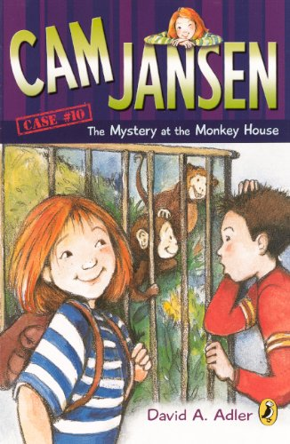 Cami Binding - Cam Jansen And The Mystery At The Monkey House (Turtleback School & Library Binding Edition) (Cam Jansen Adventure)