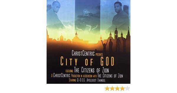christcentric city of god