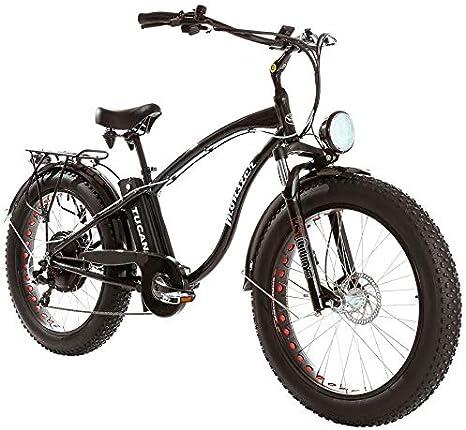 Monster 26 Limited Edition -Es el Fat Ebike - Marco Aluminio Hydro tb7005 - vorderfed erung - Ruedas 26