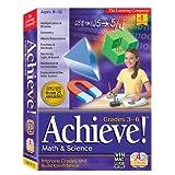 HB Achieve Math & Science Grades 3rd-6th (PC and Mac)