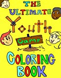 The Ultimate Youth Camp Coloring Book: Fun camp themed coloring pages that your camper will enjoy.