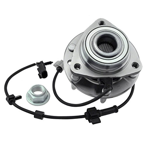 WJB WA513188 - Front Wheel Hub Bearing Assembly - Cross Reference: Timken 513188/Moog 513188/SKF BR930470