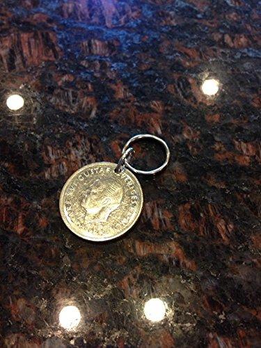 Krona Coin - Sweden 1 krona keychain