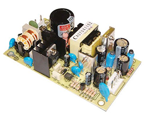 MEAN WELL PD-2515 AC-DC Power Supply Open Frame Dual Output ()