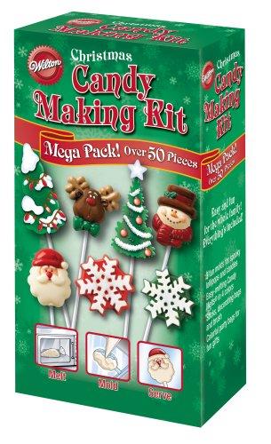 Wilton Christmas Candy Making Mega Kit