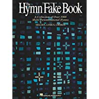 The Hymn Fake Book - Songbook