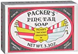 PACKER'S Pine Tar Soap 3.30 oz (Pack of 9) Review