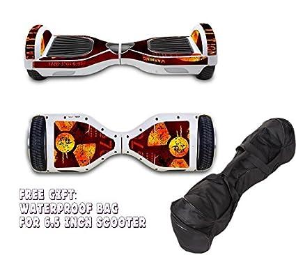 Skin Wrap y bolsa para Hover Board self balancing dos ruedas ...