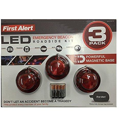 First Alert Emergency Beacon Roadside